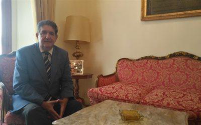 El decano de los Abogados de Sevilla reclama un pacto de estado para «adecuar» la «trasnochada» maquinaria de la Justicia