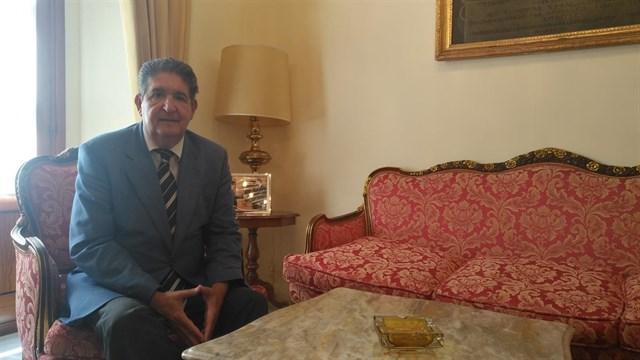"""El decano de los Abogados de Sevilla reclama un pacto de estado para """"adecuar"""" la """"trasnochada"""" maquinaria de la Justicia"""