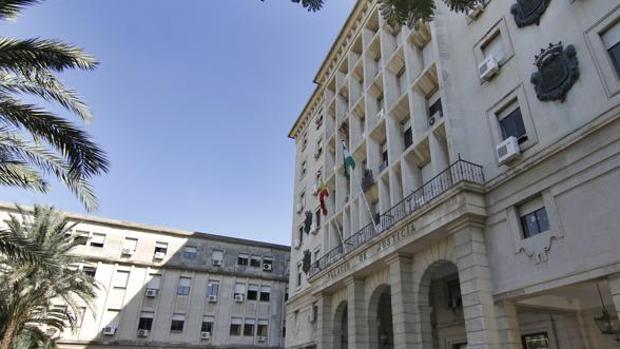 El Colegio de Abogados de Sevilla considera al Prado como la zona «más viable» para la Ciudad de Justicia