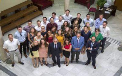 Letrados holandeses visitan el Colegio de Abogados de Sevilla