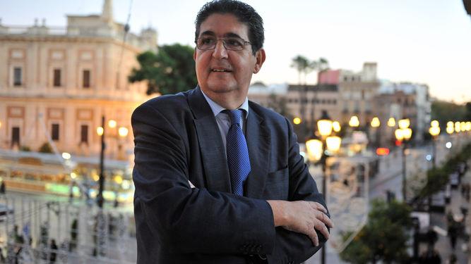 José Joaquín Gallardo dejará de ser decano de los abogados de Sevilla