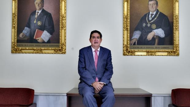 José Joaquín Gallardo, media vida dándolo todo por los abogados sevillanos