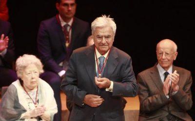 Francisco Baena se presenta a las elecciones del Colegio de Abogados de Sevilla